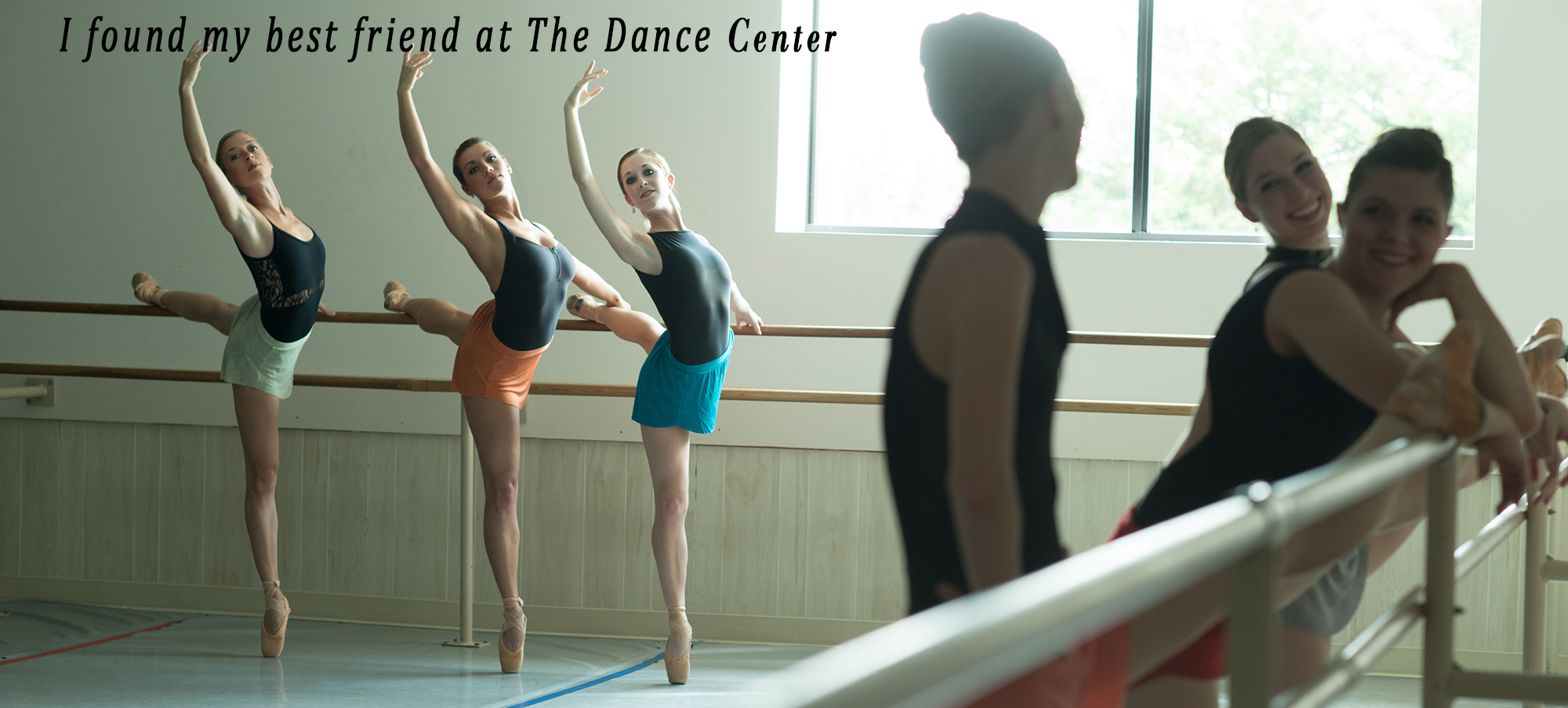 friends dance center